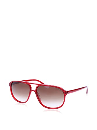 Lozza Gafas de Sol SL1827 (58 mm) Rojo: Amazon.es: Ropa y ...