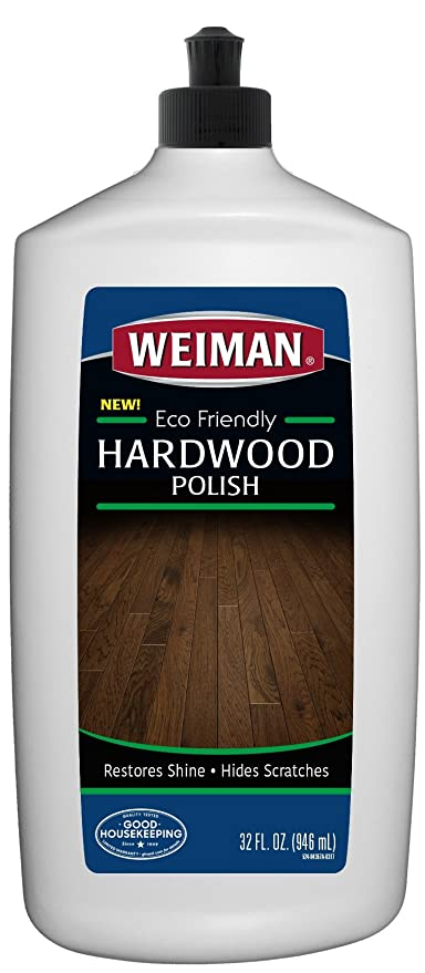 Amazon Weiman Ecofriendly Wood Floor Polish 32 Fluid Ounces