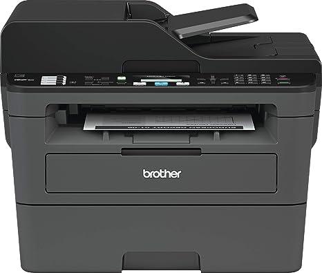 Brother MFCL2710DW - Impresora multifunción láser monocromo con fax e impresión dúplex (30 ppm, USB 2.0, Wifi, Ethernet, Wifi Direct, procesador de ...
