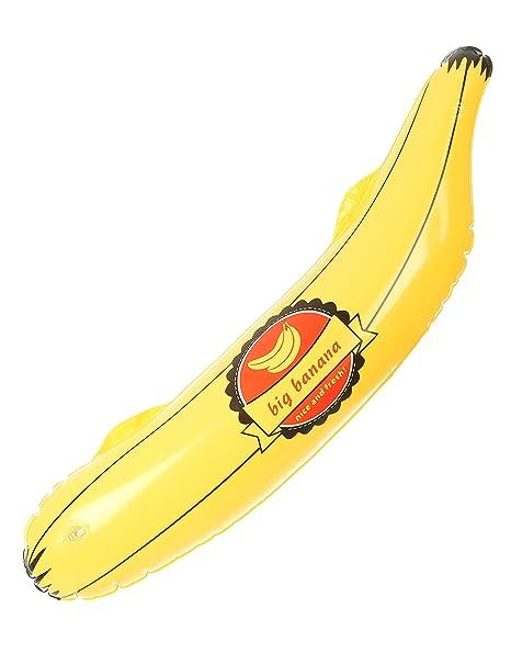 Plátano inflable.: Amazon.es: Juguetes y juegos