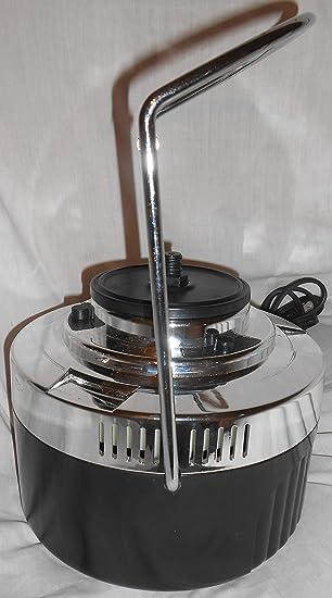 Jack Lalannes Power Juicer CL-003AP Replacement Motor Base Unit Black