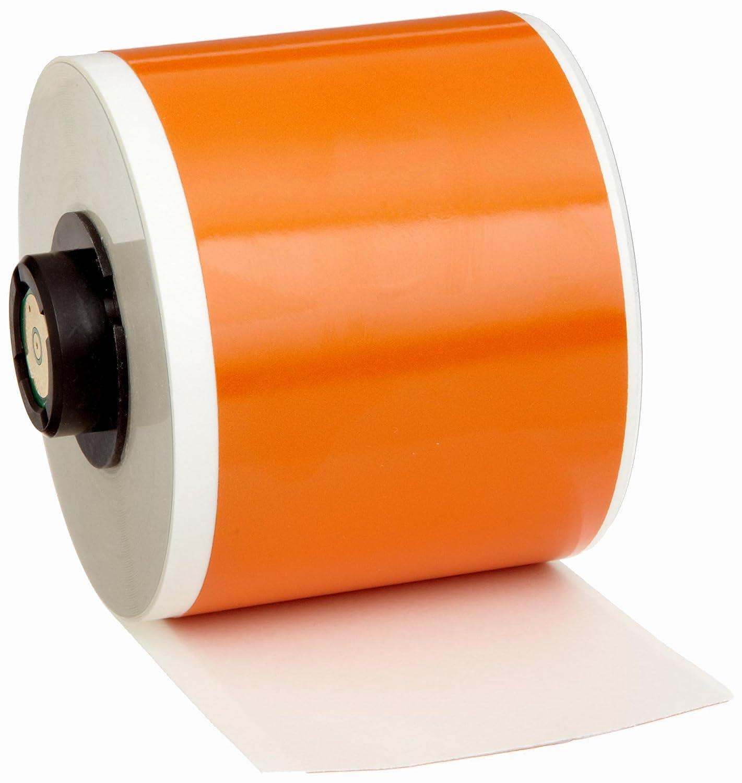 B-529 Economy Polypropylene White Color Tape Brady HandiMark 50 Length 1 Width