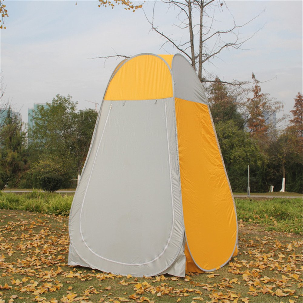 MONEYY Outdoor Bekleidung Konto automatisch auf der Badewanne warme Kleidung mobile Toiletten Strand Zelte 120120190 cm Feld