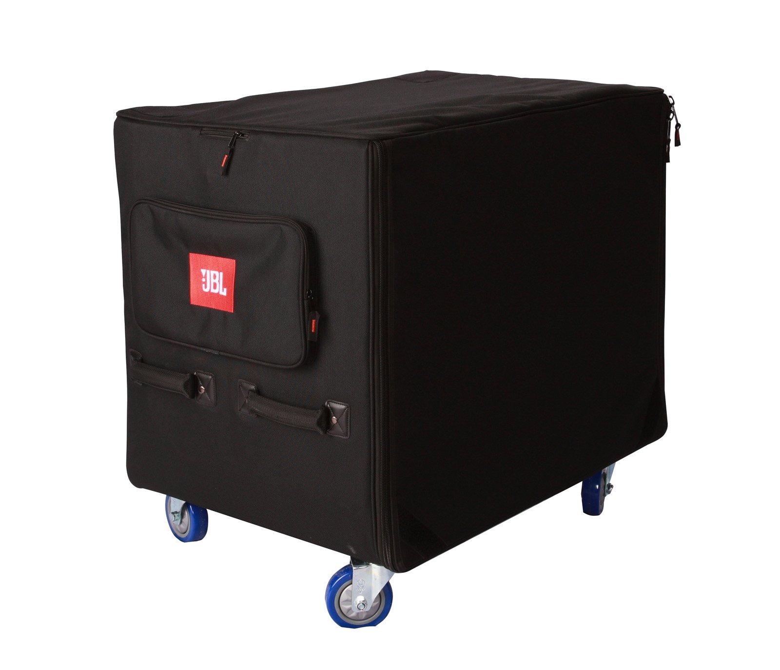 JBL Rolling Sub Transporter Bag for VRX918S Speaker - Black (VRX918S-STR)