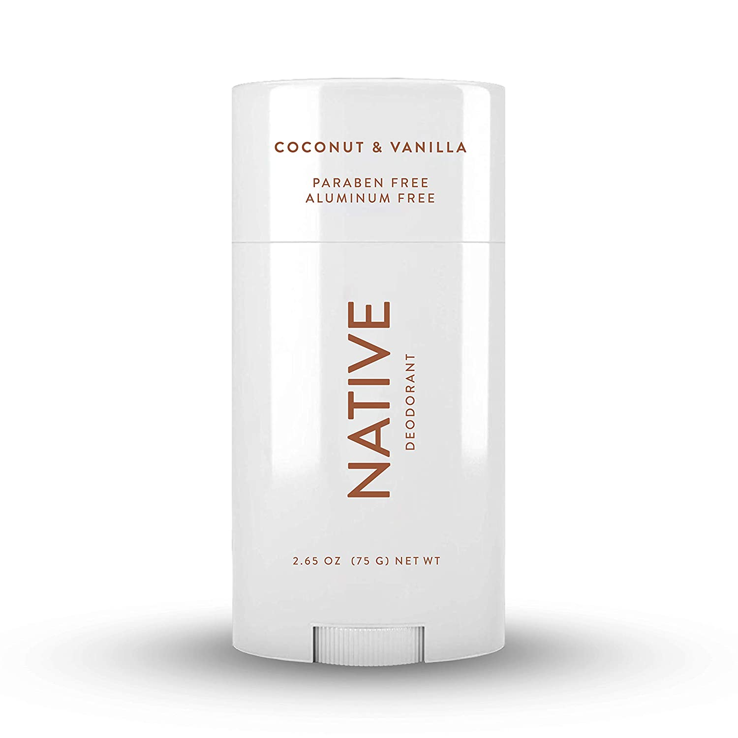 Native Deodorant - Natural Deodorant for Women and Men - Vegan, Gluten Free, Cruelty Free - Aluminum Free, Free of Parabens & Sulfates - Coconut & Vanilla : Beauty