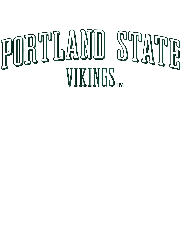 NCAA Portland State Vikings RYLPOR07 Unisex Slapshot Vintage Jersey T-Shirt