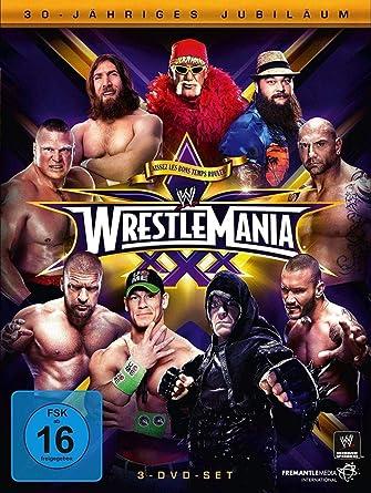WWE - Wrestlemania XXX [Alemania] [DVD]: Amazon.es: Wwe: Cine y Series TV