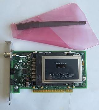 New Cisco Aironet 350 Series AIR-PCM352 Wireless LAN Adapter 802.11b