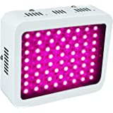 600W HPS Replacement Full Spectrum LED Grow Light,100-265V Input,Special Design for Indoor Growing Herbs and Medical Plants (60X10W)