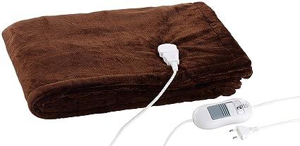 Wilson Gabor de techo caldeable: XL – Manta eléctrica de pelo con 3 niveles de