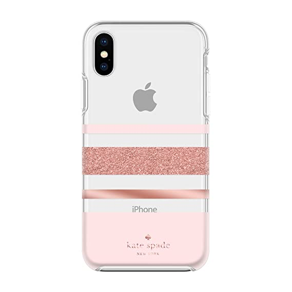 low priced 228a7 8ba14 Kate Spade New York Phone Case For Apple iPhone X and 2018 iPhone XS  Protective Phone Cases with Slim Design Drop Protection and Floral Print,  ...