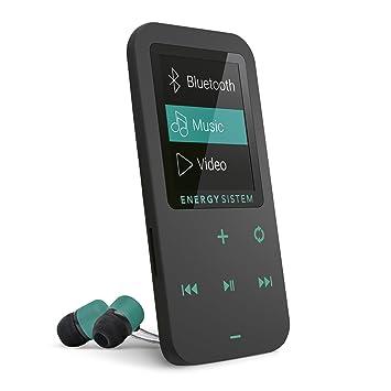 Energy Sistem MP4 Touch Bluetooth (Bluetooth, 8 GB, Táctil, Radio ...