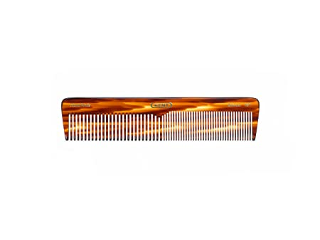 Amazon.com : Kent Handmade Comb made of Cellulose acetate 16t & Sohyo detangrer hair brush, perfect for detangling, for the bag, travel or the beach : ...