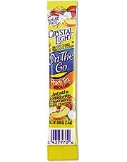 Crystal Light. 79700 Flavored Drink Mix, Peach Tea, 30 8-oz. Packets/Box