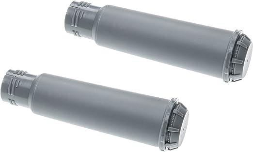 vhbw 2x Filtro de agua compatible con Krups New Age Carbon EA9078 ...