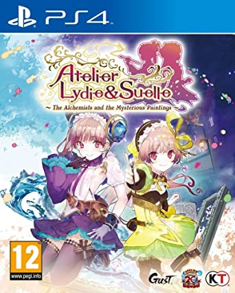 Image result for atelier lydie & suelle ps4