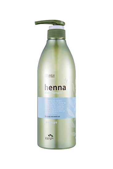Amazon Com Henna Hair Shampoo 720ml Beauty