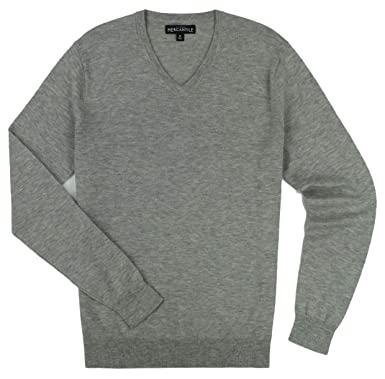 7646deb18 J. Crew - Men s - Merino Blend V-Neck Sweater (Multiple Color Size Options)  at Amazon Men s Clothing store