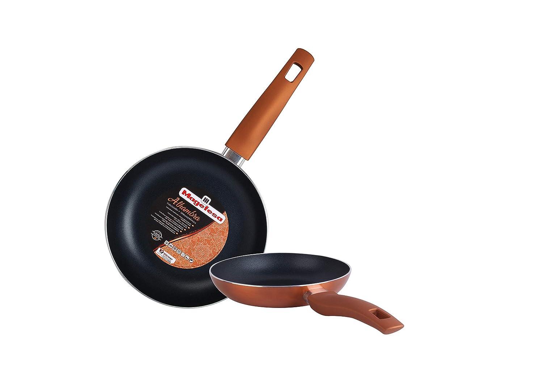 Amazon.com: Magefesa Alhambra Set of Two Frying Pans 20 Ø 24 ...