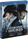 Pack Sherlock Holmes + Sherlock Holmes 2 Blu-Ray [Blu-ray]