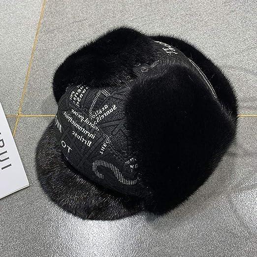 Sombrero de Aviador Gorros,Orejeras Plegables Plegable con ...