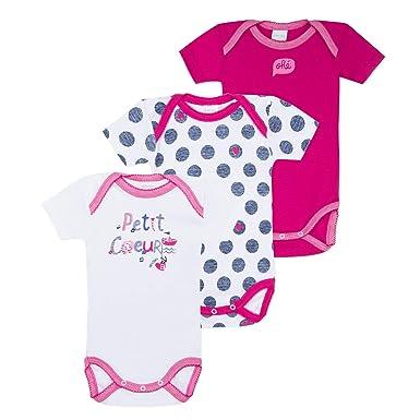 ab63774c73525 Absorba Body Bébé Fille: Amazon.fr: Vêtements et accessoires