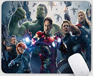 Marvel Mouse Pad Non-Slip Gaming Customized Mousepad Rubber Mousepads for Computers Laptop Office Mousepads for Computers Laptop Office Mousepads for Computers Laptop Office
