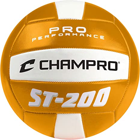 Champro Deportes ST-200 Pelota de Volley Playa, Color Dorado ...