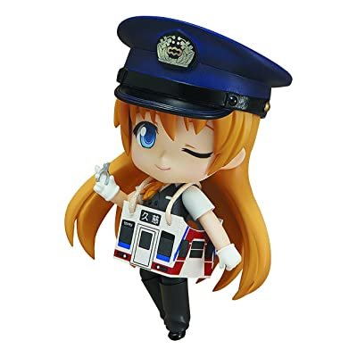 Good Smile Tetsudou Musume: Alice Kuji Nendoroid Action Figure Busts: Toys & Games