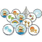 Noah's Ark Party Favor Stickers (Set of 324)