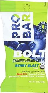 product image for Probar Bolt Organic Energy Chews, Berry Blast, 2.1 oz