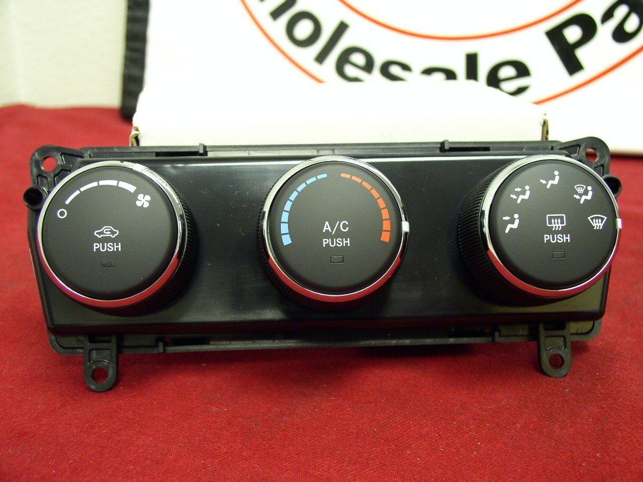 Dodge Challenger 2009-2010 A/C AC control head switch temperature control Mopar NCOREDSHKF453