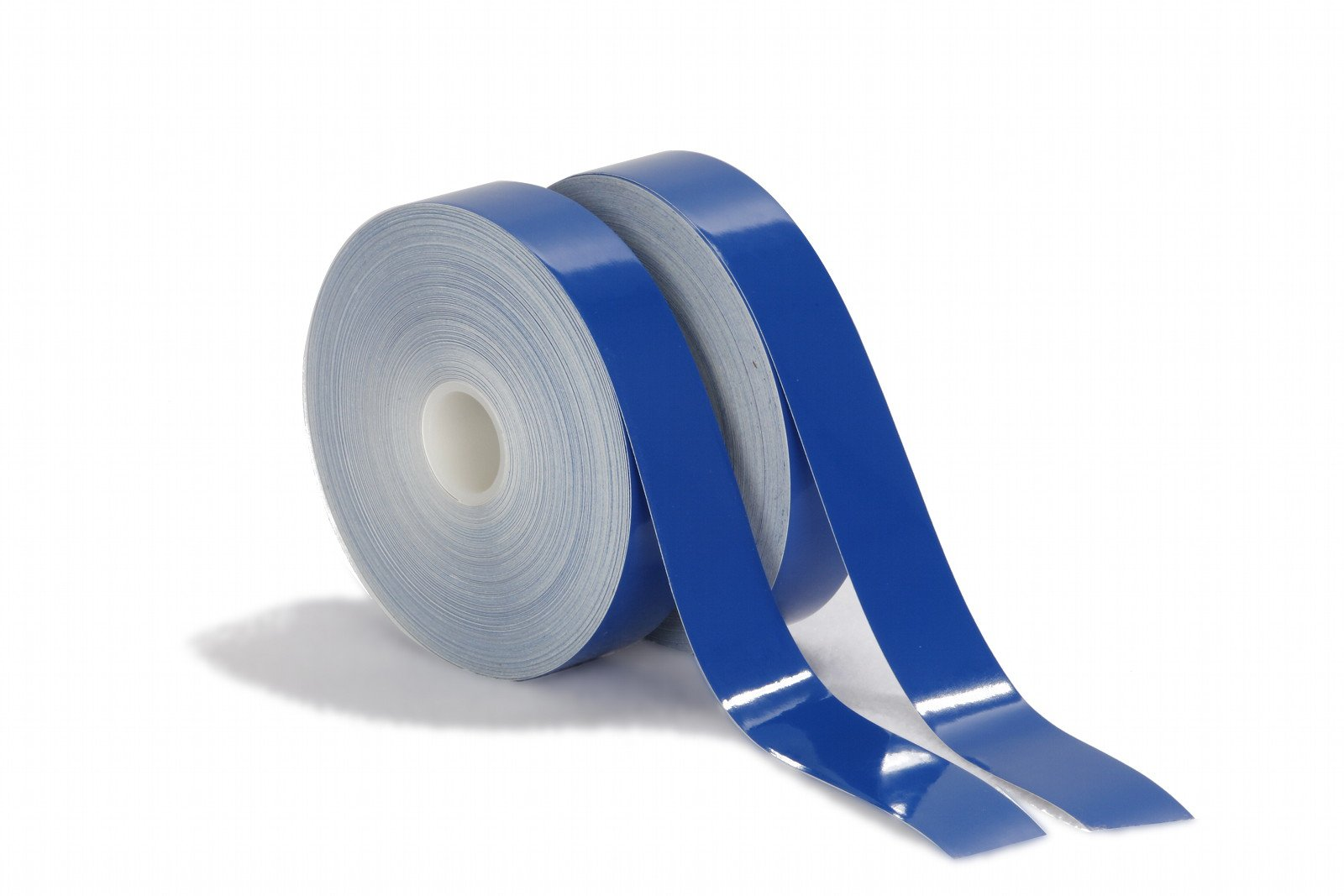 SafetyPro 1''x150', 2-pack Blue Premium Vinyl Labeling Tape