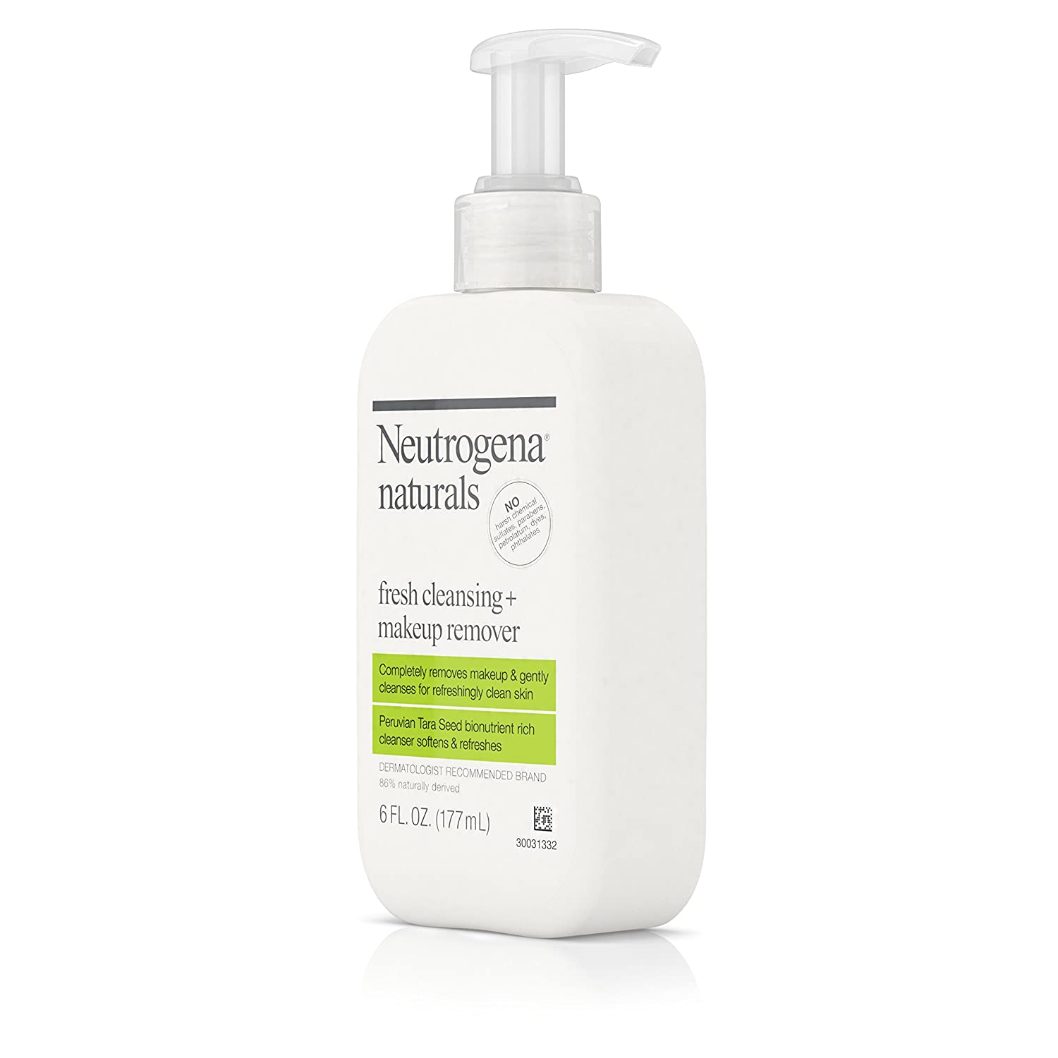 Neutrogena Naturals Fresh Cleansing Plus Makeup Remover - 6 Oz, 3 Pack Vaseline Lip Therapy Lip Balm Tin Original 0.6 oz