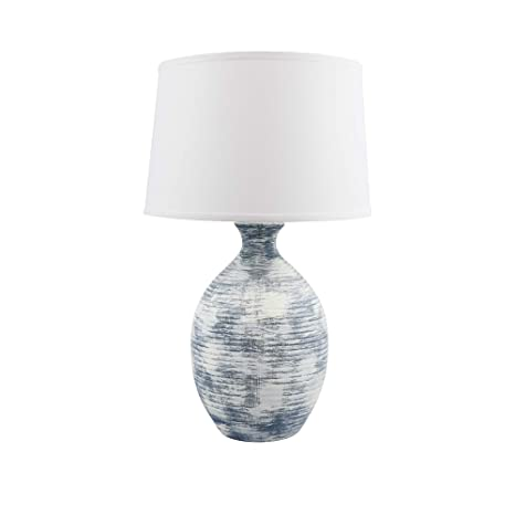 Amazon.com: m.r. Lamp & Shade W-m.r.8397 - Lámpara de mesa ...