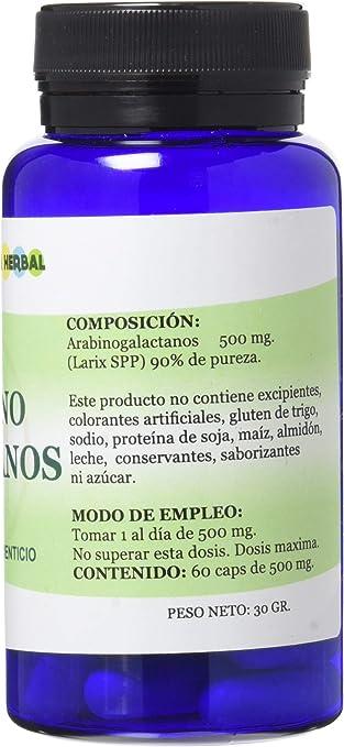 Alfa Herbal Arabinogalactanos 60Cap. 300 ml