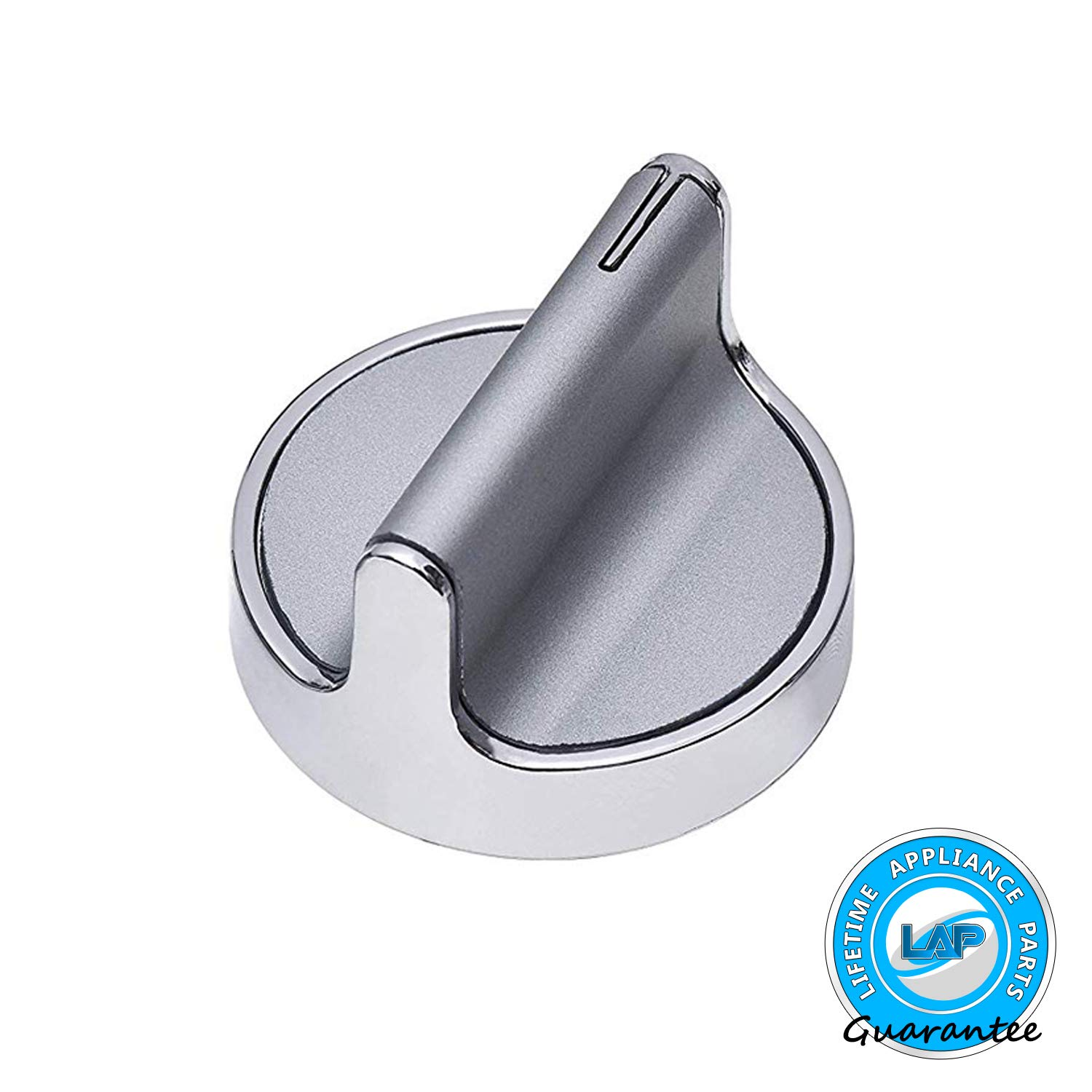 Ultra Durable Lifetime Appliance Parts W10594481 Knob for Whirlpool Stove/Range
