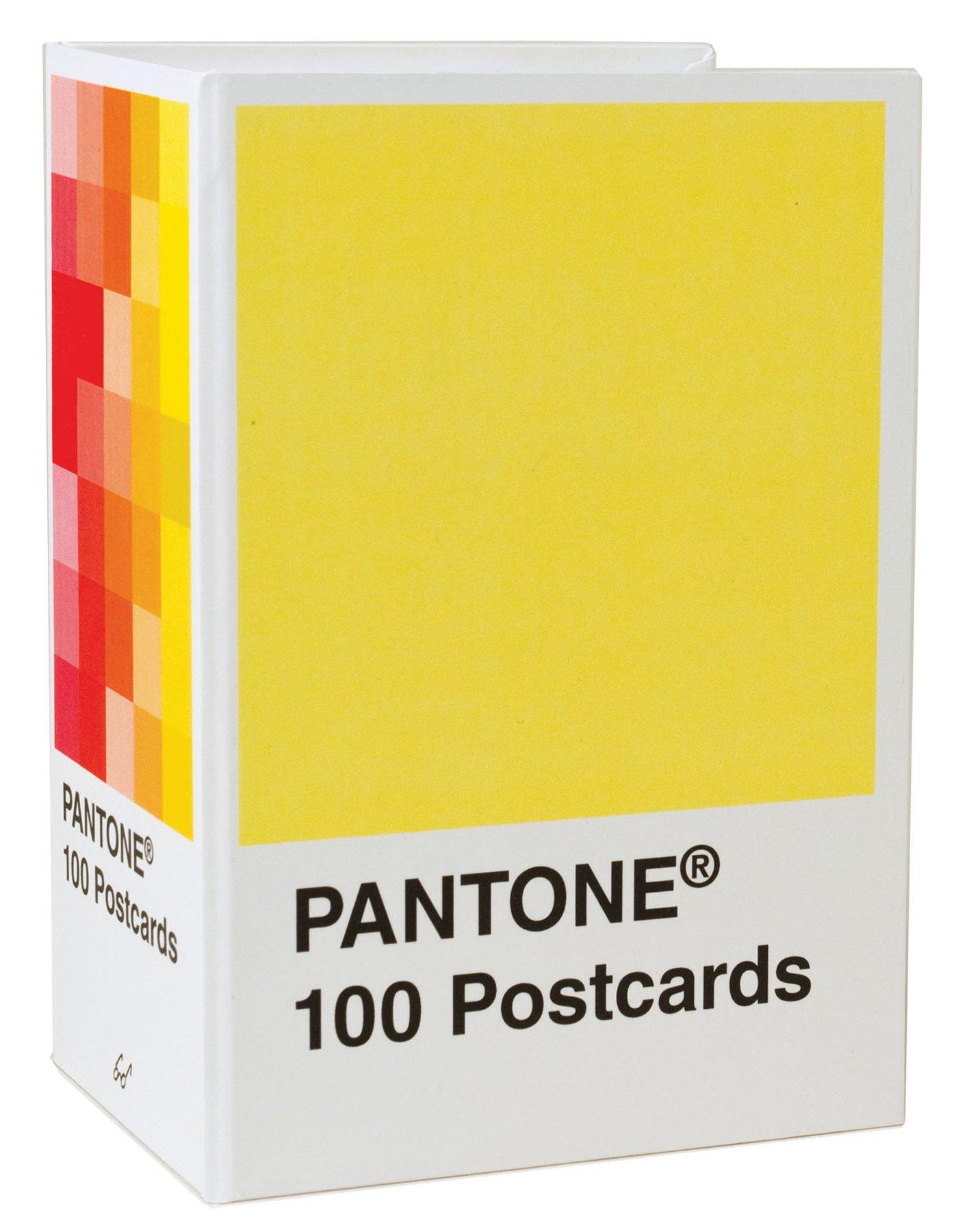Pantone Postcard Box: 100 Postcards by Chronicle Books