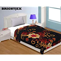 BRIGHTJEX Double Bed Ac Dohar Micro Cotton Soft and Light Weight Reversible AC Comforter for All Season