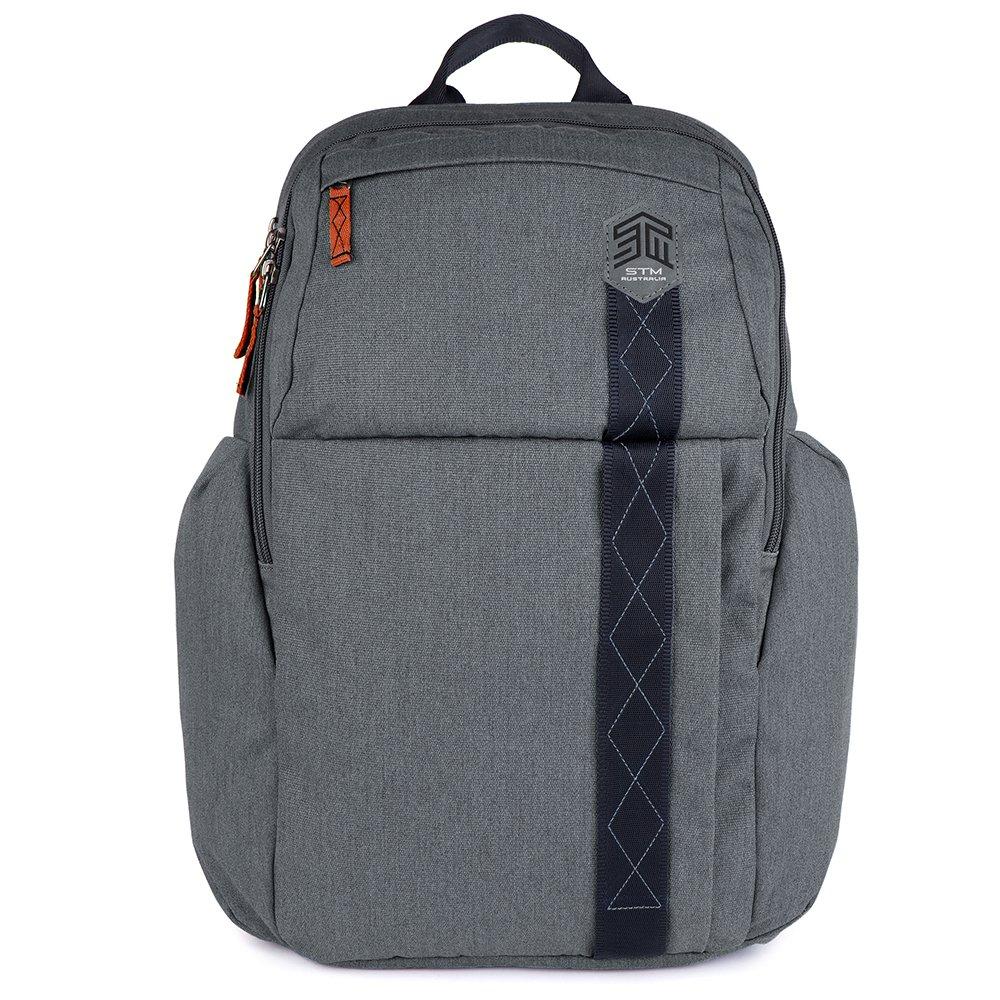 STM Kings Backpack For Laptop & Tablet Up To 15'' - Tornado Grey (stm-111-149P-20)