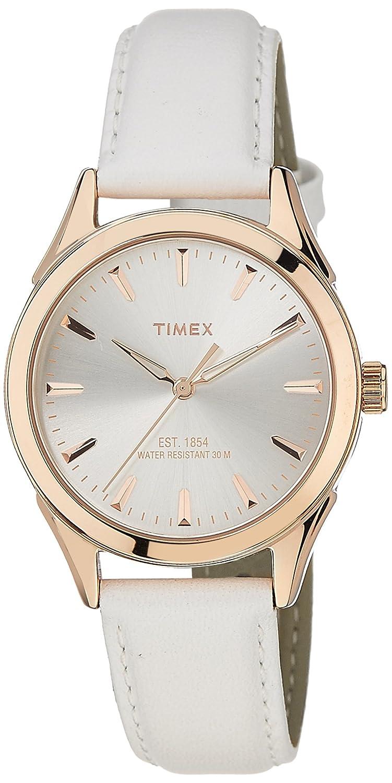 Timex - Reloj de pulsera analógico para mujer reloj para: Amazon.es: Relojes
