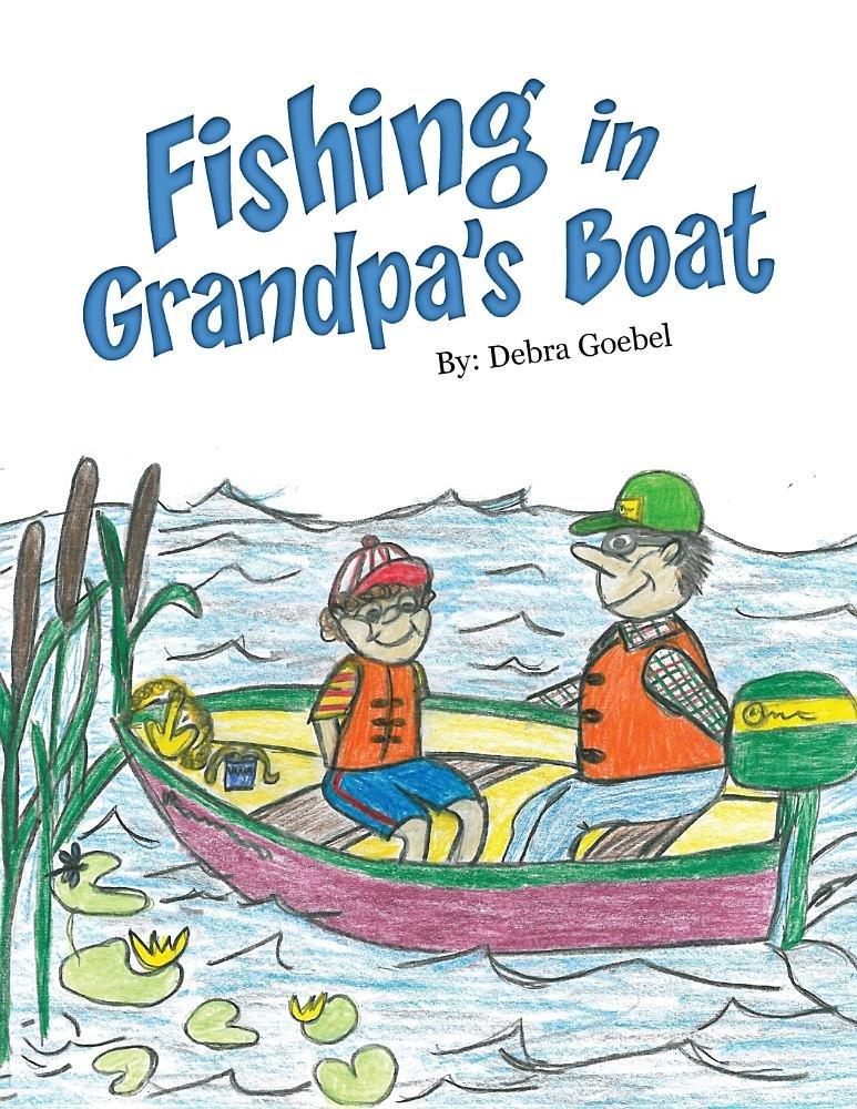 Fishing in Grandpa's Boat