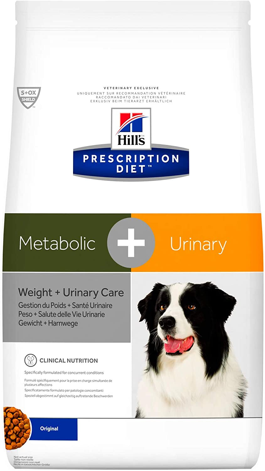 Hill's HPD Canine Metabolic Urinary 2Kg 2000 g