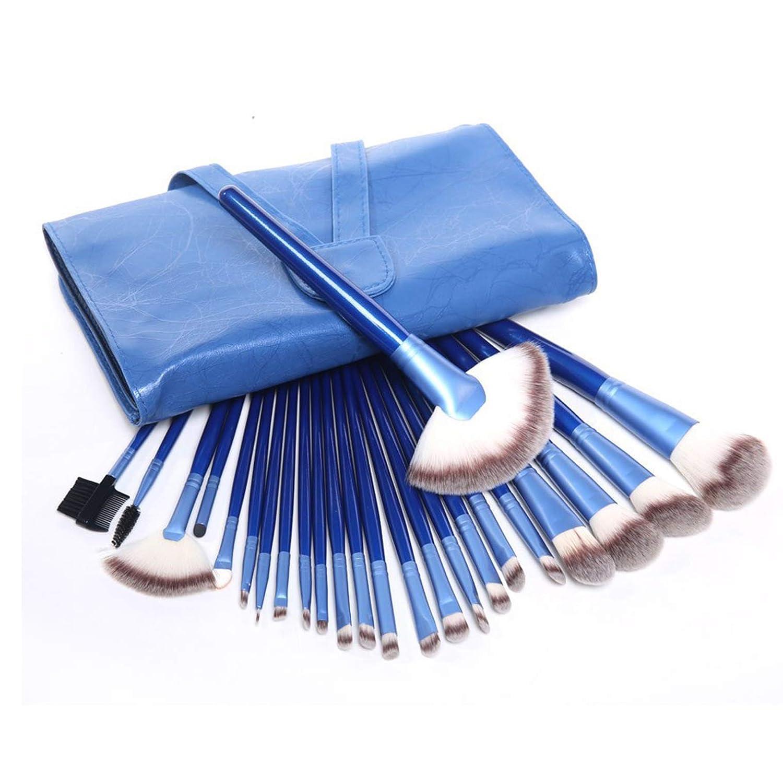 Pennelli Make Up Kit 32 pezzi Pennelli Cosmetici Trucco spazzola professionale.Tsuger Kit di Pennelli professionali per il Make-Up,Brushs per Ombretto, Alta Qualità, Make Up Set con borsetta da viaggio.