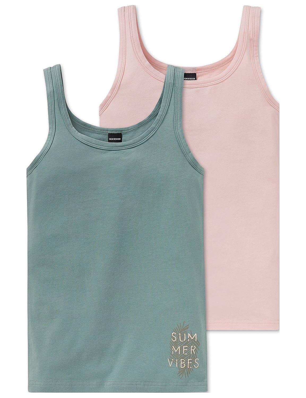 Schiesser Girl's Vest Pack of 2 161375
