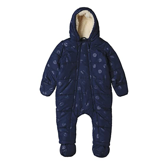 d030464fa ESPRIT Kids Baby Girls' Snowsuit: Amazon.co.uk: Clothing