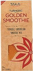 Taka Turmeric Organic Golden Smoothie Mix, 150 g