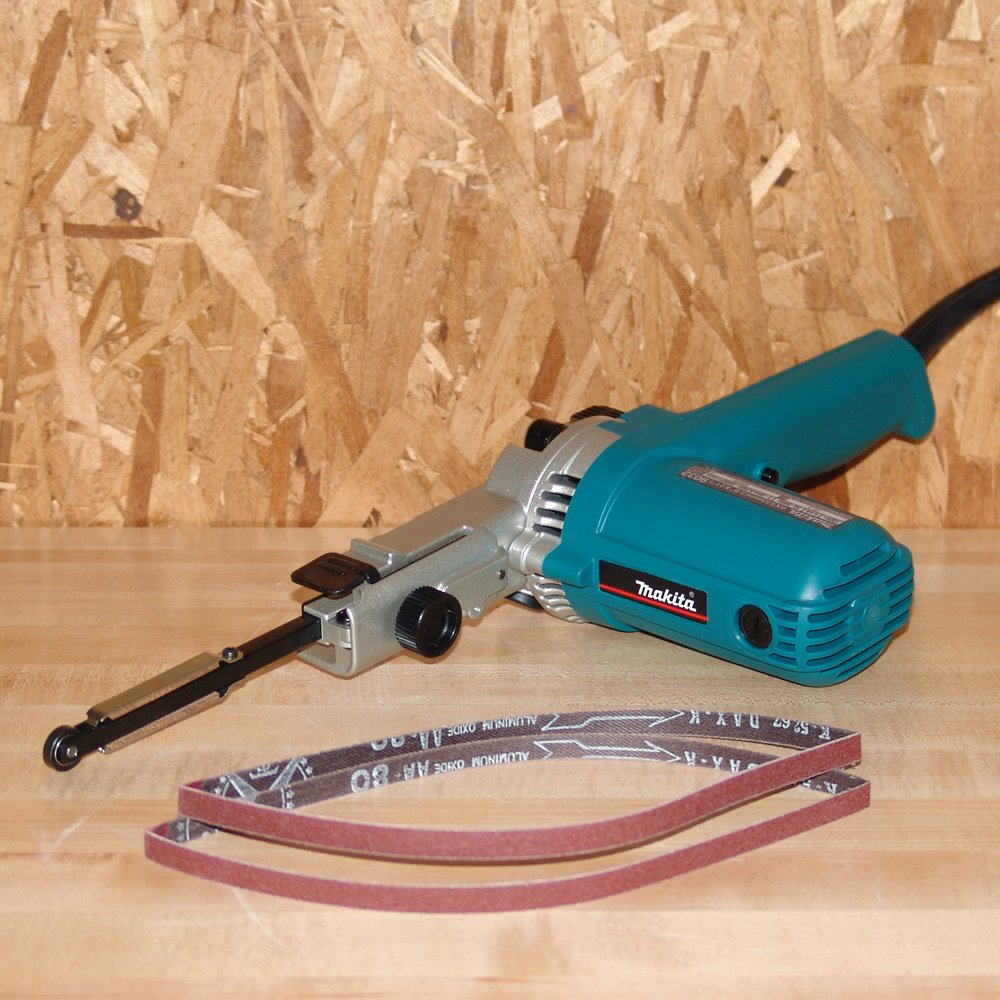Makita 9032 4.4-Amp 3/8-Inch Variable Speed Belt Sander