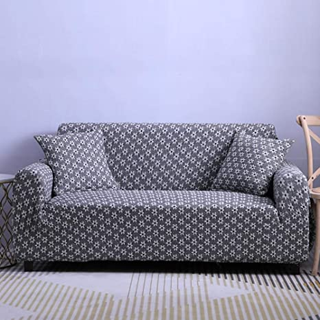 DUANGONGZI Fundas De Sofa Anti Gatos Thick Stretch Knit Sofa ...