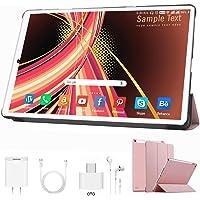 Tablet 10 Pulgadas 4 GB RAM 64GB ROM/128GB Expandido Android 9.0 Ultrar-Rápido Tablets 4G Dual SIM / WiFi 8000mAh…